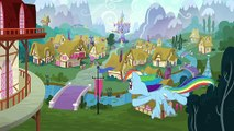 My Little Pony Friendship Is Magic S06E07 Newbie Dash