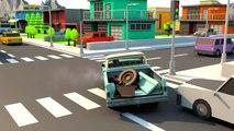 ❤multiki sobre los coches robados regalos dibujos animados de Santa Claus en 2017