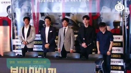 [Z영상] 김명민 이종석, 너는 최고의 살인마야!(movie VIP 언론시사회)