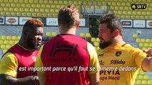 Le point presse Stade Rochelais - Agen
