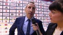 Post game interview: Coach Blatt, Darussafaka Dogus Istanbul