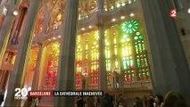 Barcelone : les nouveaux travaux de la Sagrada Familia relancent la polémique