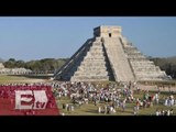 Ejidatarios de Yucatán amenazan con bloquear accesos a Chichén Itzá / Excélsior en la media
