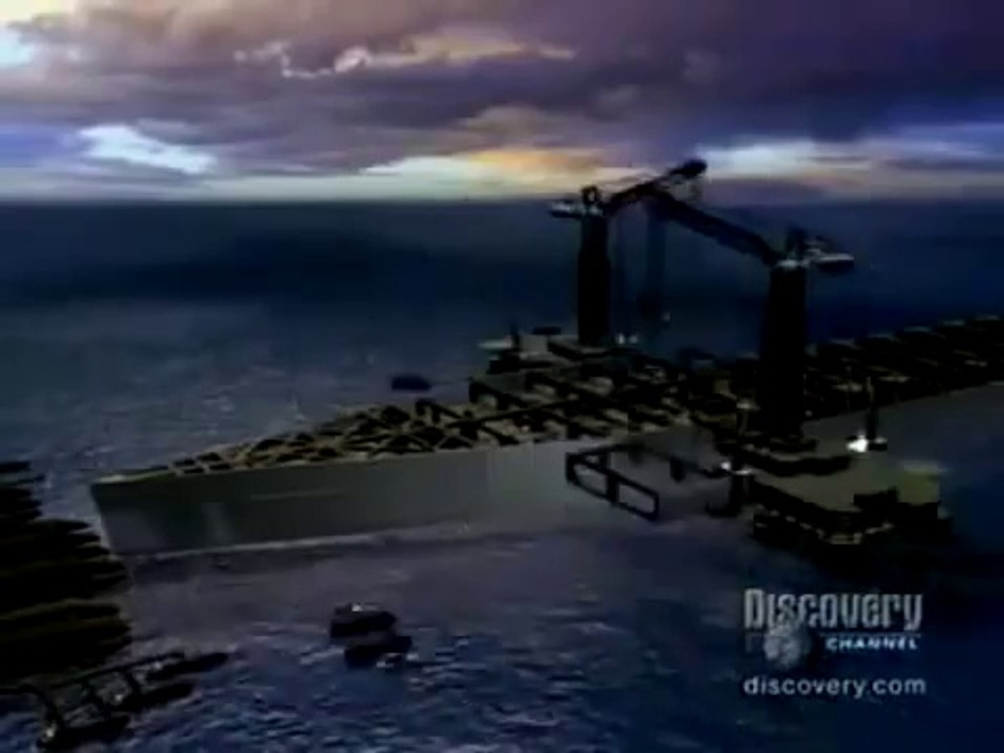 FREEDOM SHIP - ENGINEERING THE IMPOSSIBLE DOCUMENTARY - History Discovery Science Documentaries (ful
