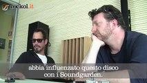 Il ritorno dei Soundgarden: la videointervista a Chris Cornell e Ben Shephard