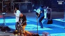 S.O.A.D Daron Malakian Crazy Acts | RockStar FAIL