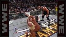Ric Flair vs. Diamond Dallas Page vs. Sting vs. Hulk Hogan Fatal 4 Way WCW Championship Ma