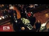 Así le dieron el último adiós al hijo del Perro Aguayo / Excélsior Informa