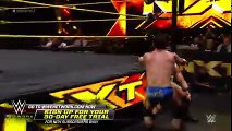 Drew McIntyre vs. Roderick Strong  WWE NXT, Aug. 16, 2017