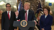 Trump Defends All His Charlottesville Statements