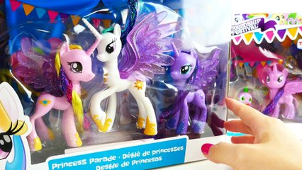 Princess Parade and Festival Foes - Tempest Shadow My Little Pony Friendship Festival Toys