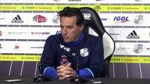 Conférence de Presse d' Avant - match J3  - Amiens SC - AS Saint Etienne