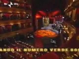 Il mio canto libero Juventus FC charity song @ TV show 2005