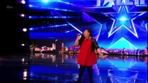 Destiny Chuckunyere Takes On Classic Aretha Franklins Respect | Semi Final 2 | Britains