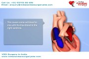 VSD Surgery in Bangalore - the best cardiac surgery under the supervision of top surgeons at affordable cost in India