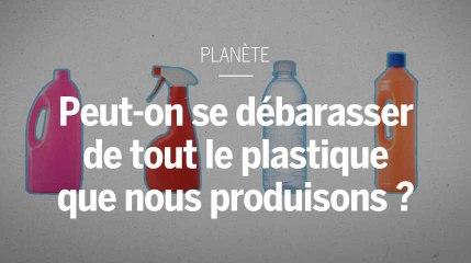 Peut-on venir à bout de tout le plastique que nous produisons ?
