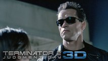 Terminator 2: Judgment Day 3D - From Villain To Hero