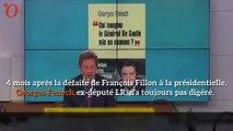 Présidentielle: Georges Fenech n'a toujours pas digéré et vise Fillon