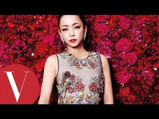 安室奈美惠 Namie Amuro 魔法時刻 | 封面故事 | Vogue Taiwan