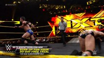 Drew McIntyre vs. Roderick Strong- WWE NXT, Aug. 16, 2017_HD