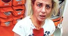 İstanbul'un Göbeğinde Genç Kadını Taciz Edip Öldüresiye Dövdüler