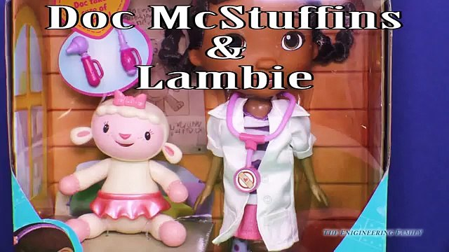 Ir en Informe el juguetes vídeo Doc mcstuffins disney doc mcstuffins lambie doc mcstuffins