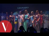 2016 VOGUE FNO - LEONARD Paris優雅時裝展演︱Vogue 時尚爆爆