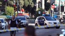Barcelone: périmètre de sécurité autour de Las Ramblas