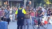 Atentado las Ramblas Barcelona Atentado terrorista en las Ra