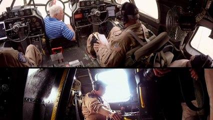 Flight Chops: Crawl through a B-29 Superfortress IN FLIGHT!