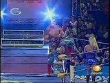 AAA-Sin Limite 2009.06.17 Ecatepec 03 Aero Star & Fabi Apache vs. Cynthia Moreno & El Oriental vs. Decnis & Sexy Star