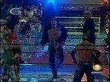 AAA-Sin Limite 2009.06.17 Ecatepec 04 Crazy Boy & Extreme Tiger vs. La Hermandad Extrema
