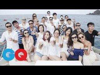 GQ風格遊艇海灘派對|GQ UP CLUB|201706