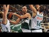 Highlights: Panathinaikos Athens-Zalgiris Kaunas