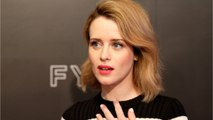Claire Foy Talks 'The Crown' Anchoring