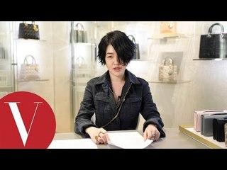 時尚主播小S徐熙娣 V NEWS #1 Vogue Taiwan
