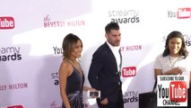 Desi Perkins and Stephen Perkins at The 6th Annual Streamy Awards Hosted By King Bach And