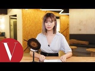 時尚主播安心亞  V NEWS #2 Vogue Taiwan