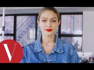 吉吉哈蒂德 Gigi Hadid:最喜歡男友贊恩做的雞肉玉米派 73個快問快答 VOGUE