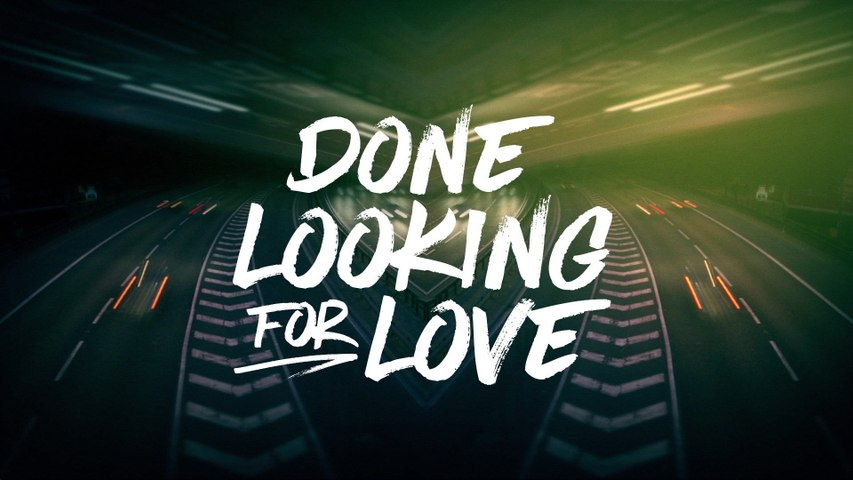 Rodge - Done Looking For Love