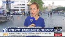 Attentat de Barcelone: les Ramblas à nouveau ouverte aux piétons