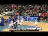 Best Moments: KK Zagreb-CSKA Moscow