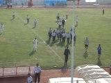Stade Gabesien 2 - 2 C.A. Bizerte (Colère gabes mi temps)