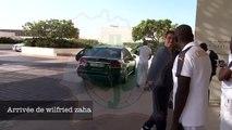 Eléphants : Wilfried ZAHA rejoint le groupe à Abu Dhabi