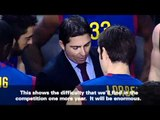 Interview: Pascual, FC Barcelona Regal