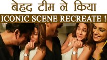 Beyhadh: Jennifer Winget, Kushal Tandon, Rajesh Khattar RECREATES 'Maya Baby' SCENE | FilmiBeat