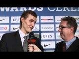 Awards interview: Andrei Kirilenko, 2012 Turkish Airlines Euroleague bwin MVP