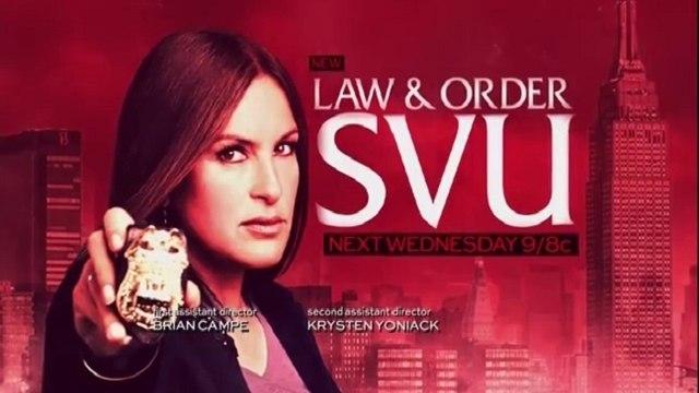 Law & Order: SVU - Promo 17x20