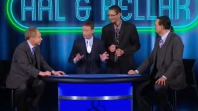 Penn & Teller: Fool Us Season 4 Episode 7 Full [PROMO] Watch Online HQ720p