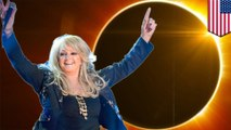 Great American Eclipse  Bonnie Tyler to sing 'Total Eclipse of the Heart' during eclipse - TomoNews